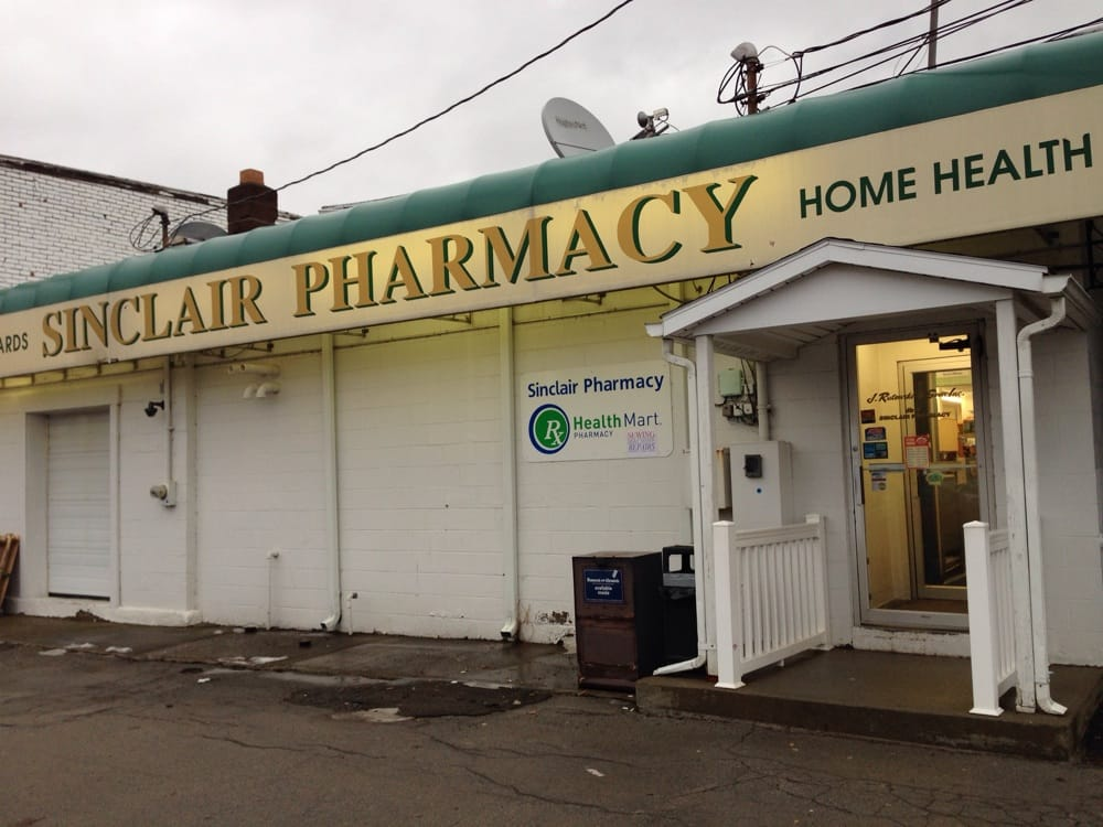 Sinclair Pharmacy: 75 N Main St, Warsaw, NY