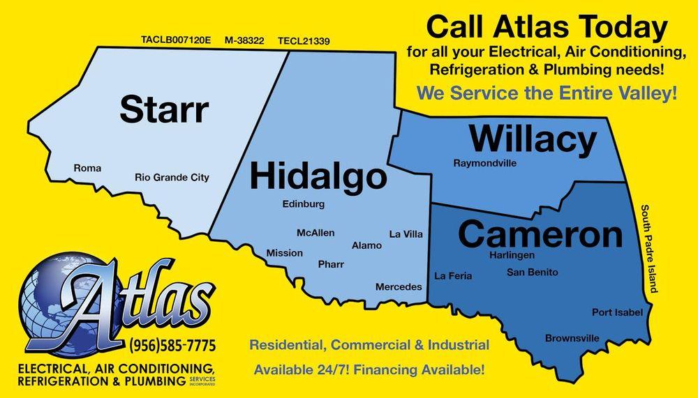 Atlas Electric & Air Conditioning: 705 S Alton Blvd, Alton, TX