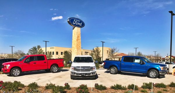 Ford Odessa Tx >> Sewell Ford Lincoln 7500 Tx 191 Odessa Tx Auto Dealers Mapquest