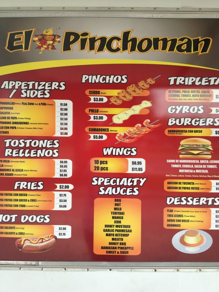 El Pinchoman