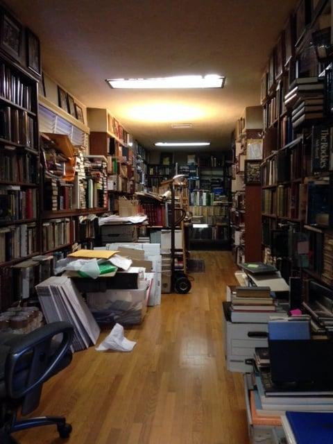 Vagabond Books: 395 S Bonnie Ave, Pasadena, CA