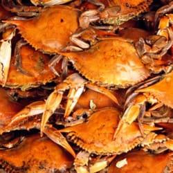 Crab palace 17 photos 17 reviews seafood 186 208 for Fish market newark nj