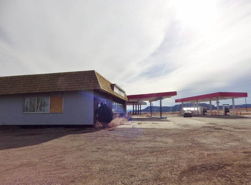 Amato Bros Standard Truck Stop: 125 Exit 34, Aguilar, CO