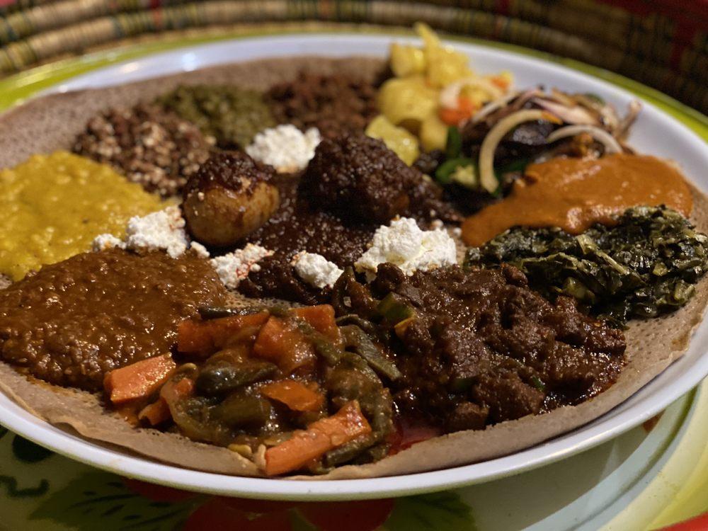 Ghion Ethiopian restaurant : 2080 Cheshire Bridge Rd NE, Atlanta, GA