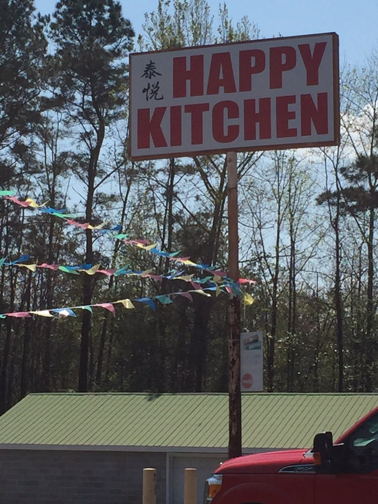 Happy Kitchen: 717 S Blvd, Brewton, AL