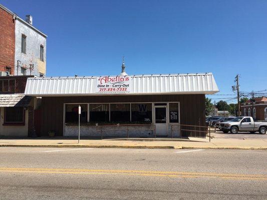 Photo Of Abella S Restaurant Carlinville Il United States