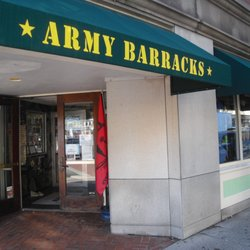 Army Barracks - 12 Photos & 15 Reviews - Military Surplus - 234