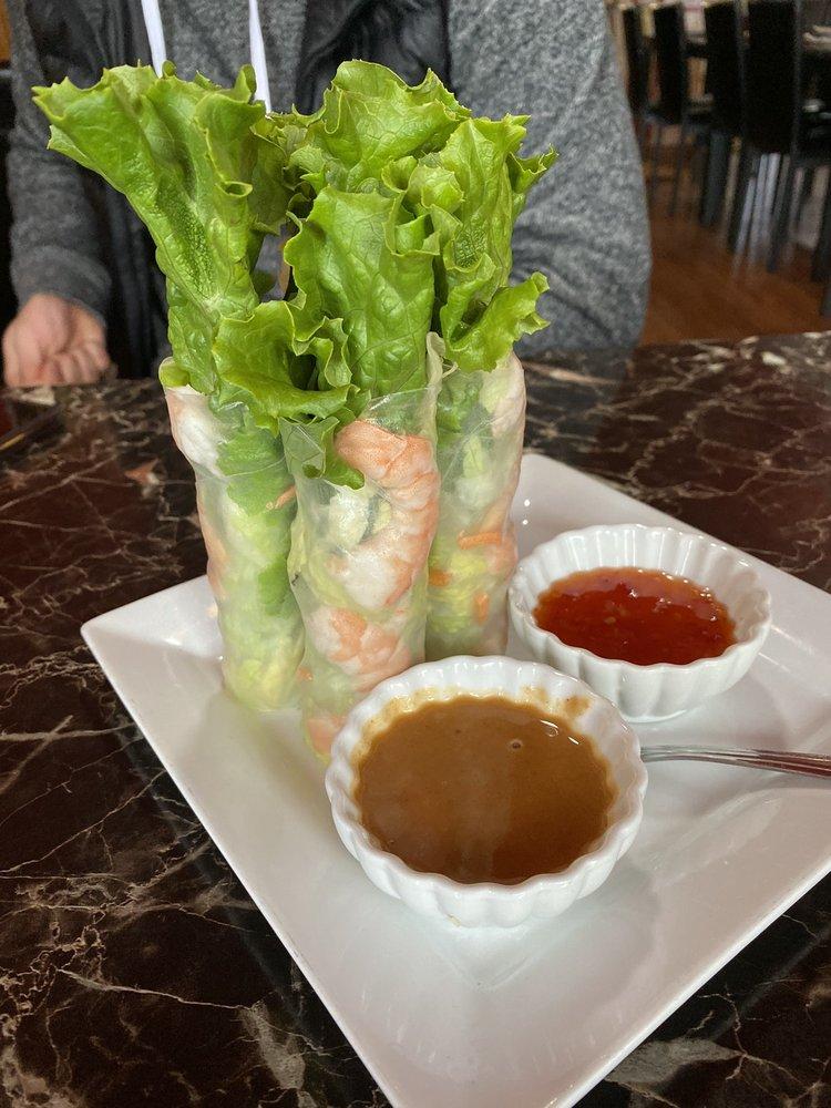 Suda Thai Cuisine: 339 N Olympic Ave, Arlington, WA