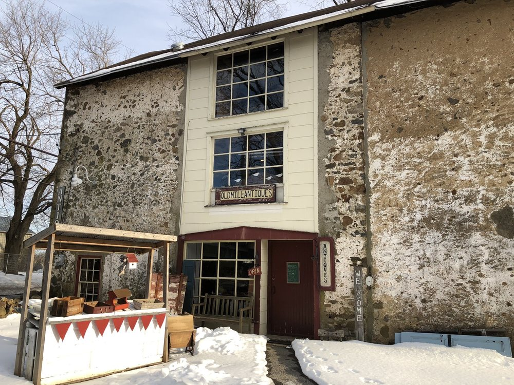 Old Mill Antiques and Interiors: 20 Ellis Ln, West Chester, PA