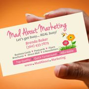 Mad about marketing marketing vancouver wa phone number yelp postcards direct photo of mad about marketing vancouver wa united states business cards reheart Choice Image