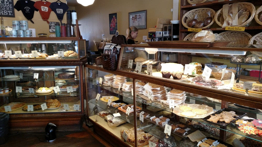 Calico Cupboard Old Town Cafe & Bakery | 720 1st St, La Conner, WA, 98257 | +1 (360) 466-4451