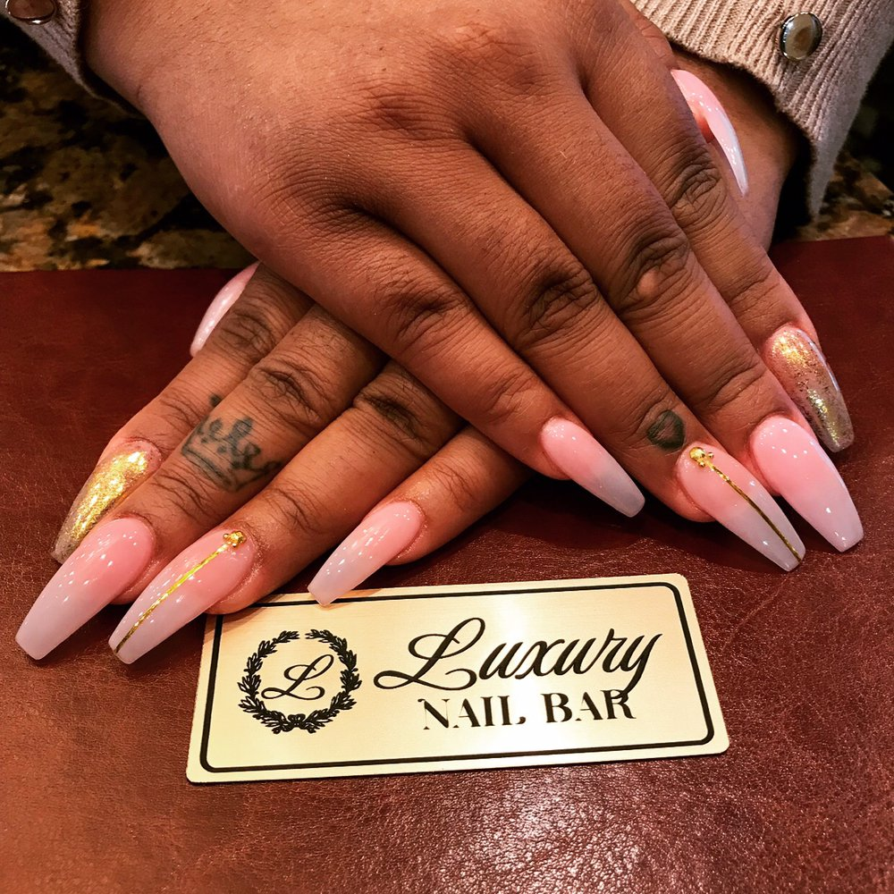 Luxury Nail Bar: 5001 Peachtree Blvd, Atlanta, GA