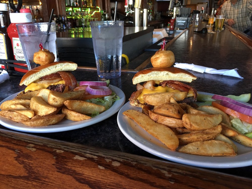 Valley Mill Pub & Grill: 201 E State St, Cherry Valley, IL