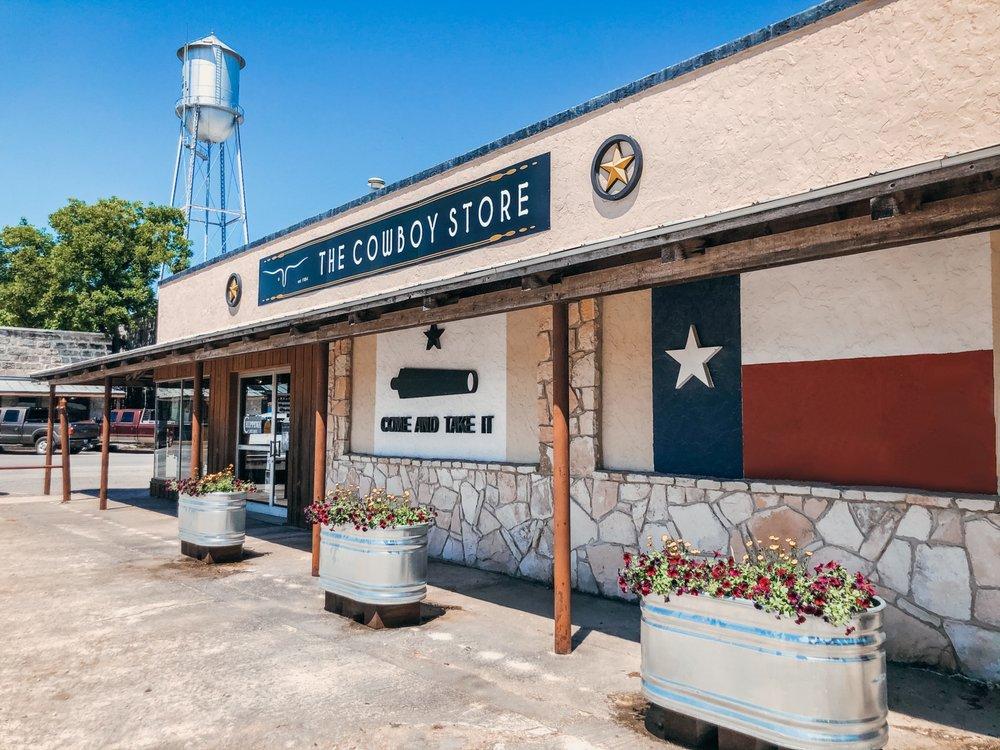 The Cowboy Store: 302 Main, Bandera, TX