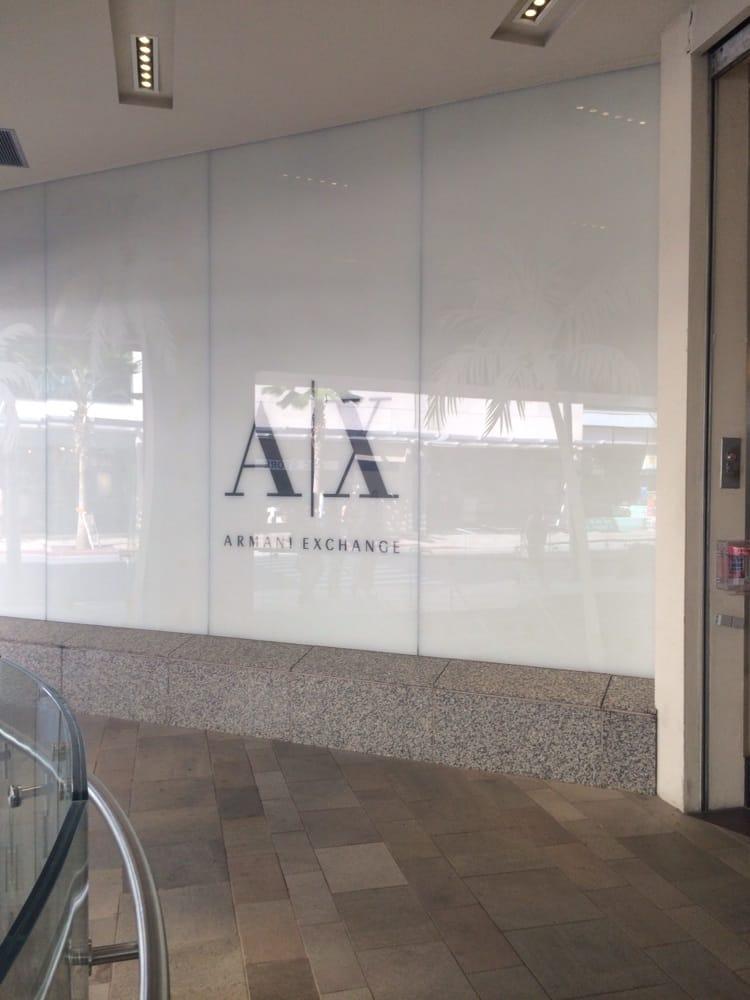 A X Armani Exchange