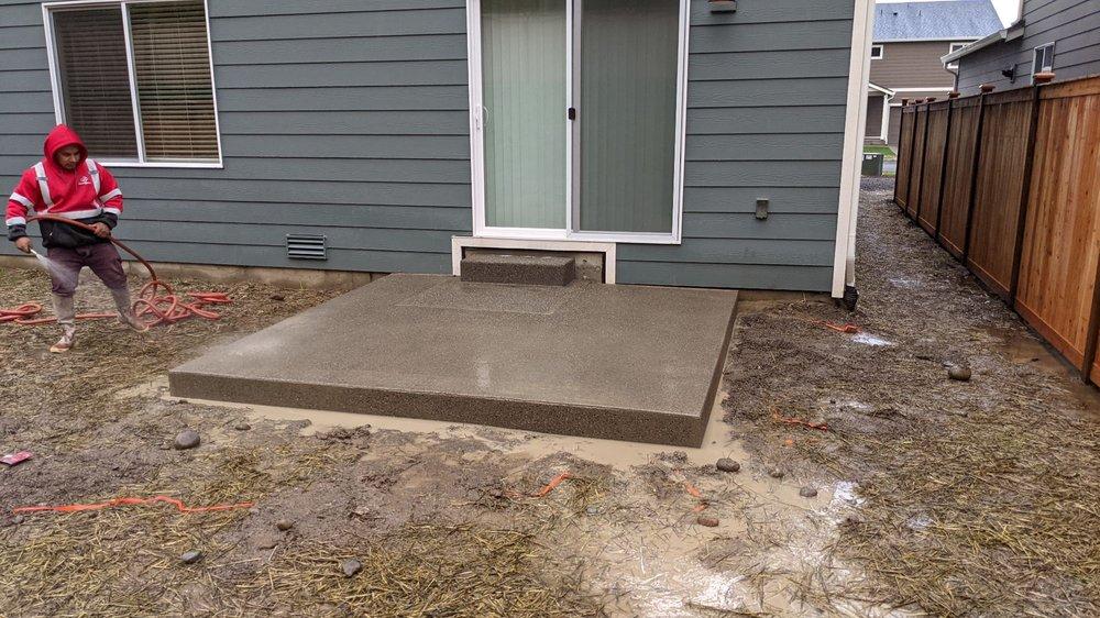 Concrete Masters: 16911B Williams Ln SW, Rochester, WA