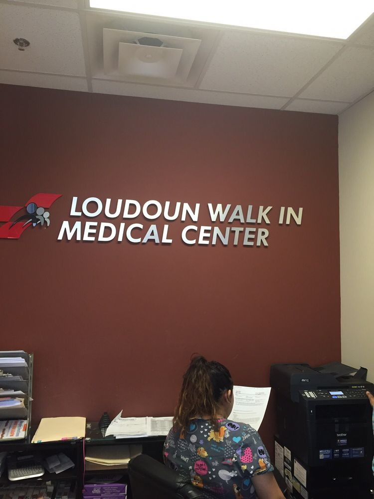Loudoun Walk In Medical Center: 44320 Premier Plz, Ashburn, VA