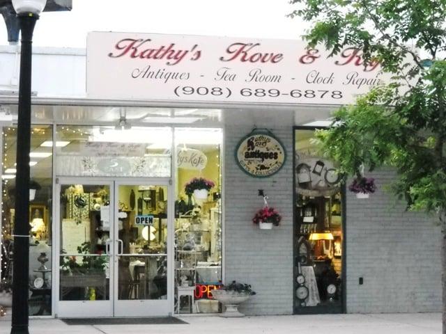 Kathy's Kove & Kafe'