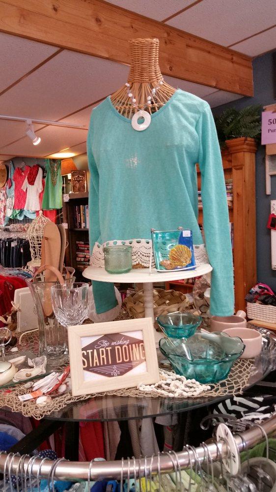 Common Goods Thrift Shop: 35562 Co Rd 66, Crosslake, MN
