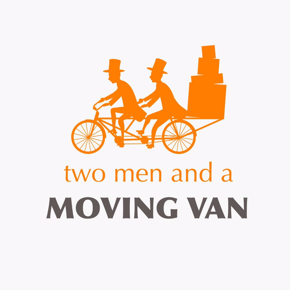 Two Men And A Moving Van