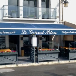 restaurant le grand bleu seafood 13 avenue louis tudesq bouzigues h rault france. Black Bedroom Furniture Sets. Home Design Ideas
