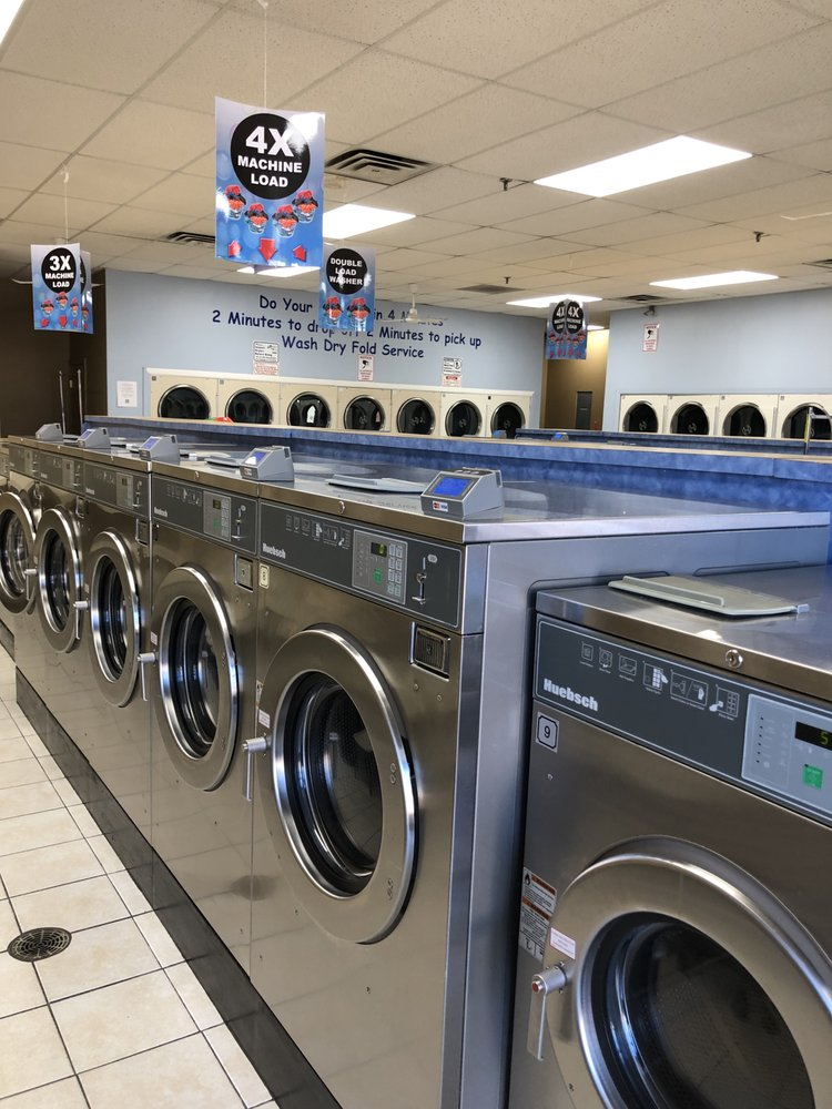 Schiller Park Super Laundry: 3922 N 25th Ave, Schiller Park, IL