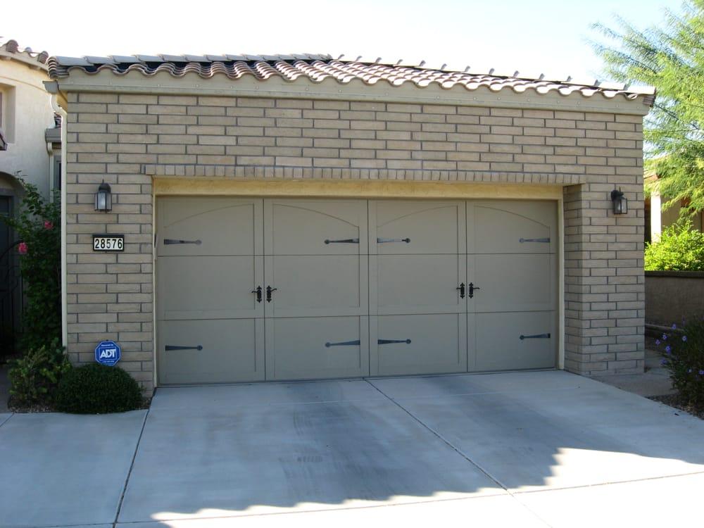 Slump block garage yelp for Garage block