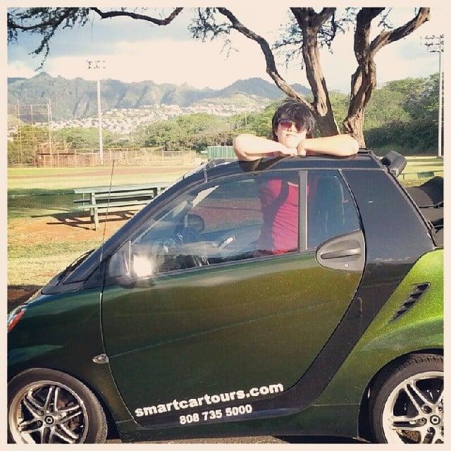 Photo Of 808 Smart Car Als Honolulu Hi United States Dope Holographic
