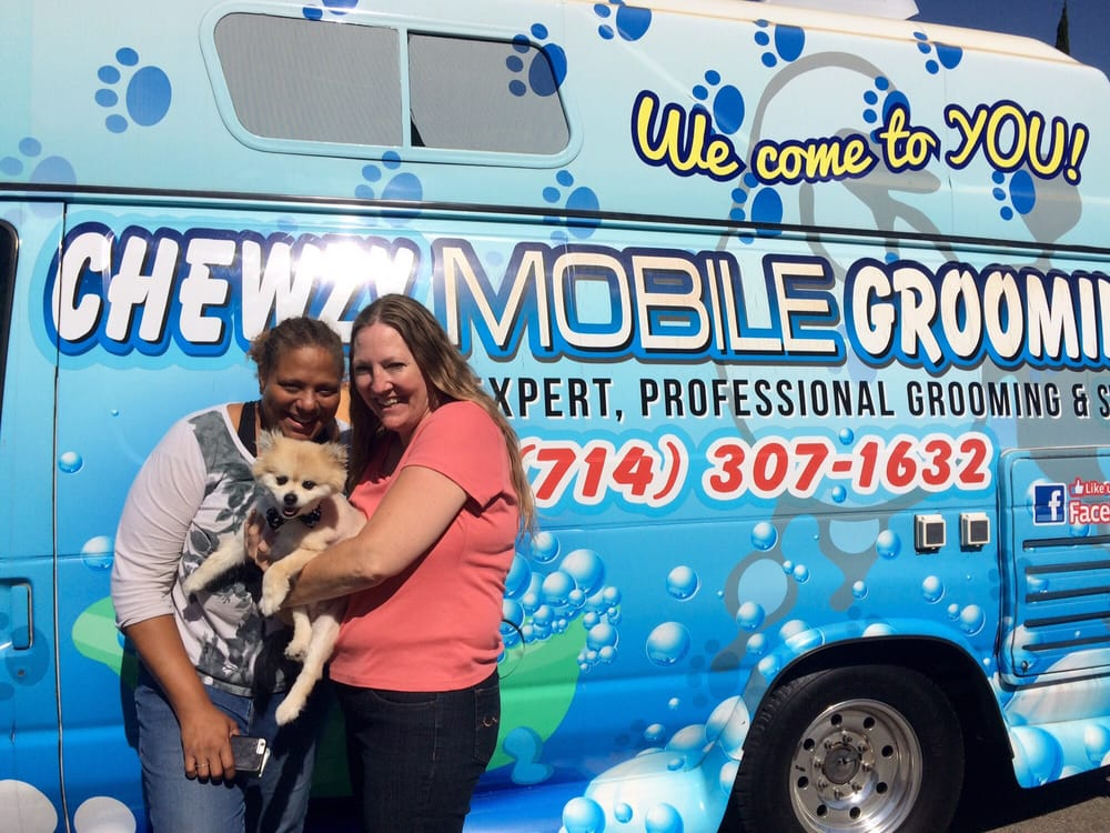 Mobile Dog Grooming Long Beach Ca