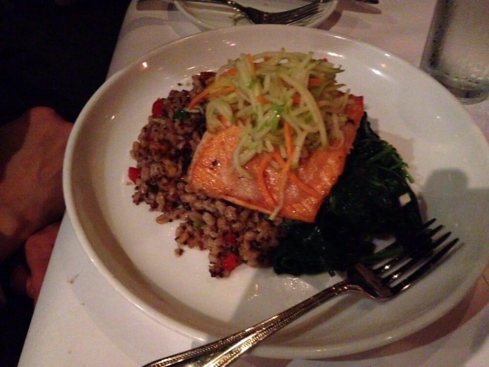 Scottish salmon yelp for Red fish bluffton