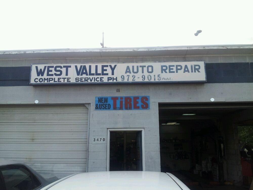 West Valley Auto Repair Auto Repair 3470 S 1940th W