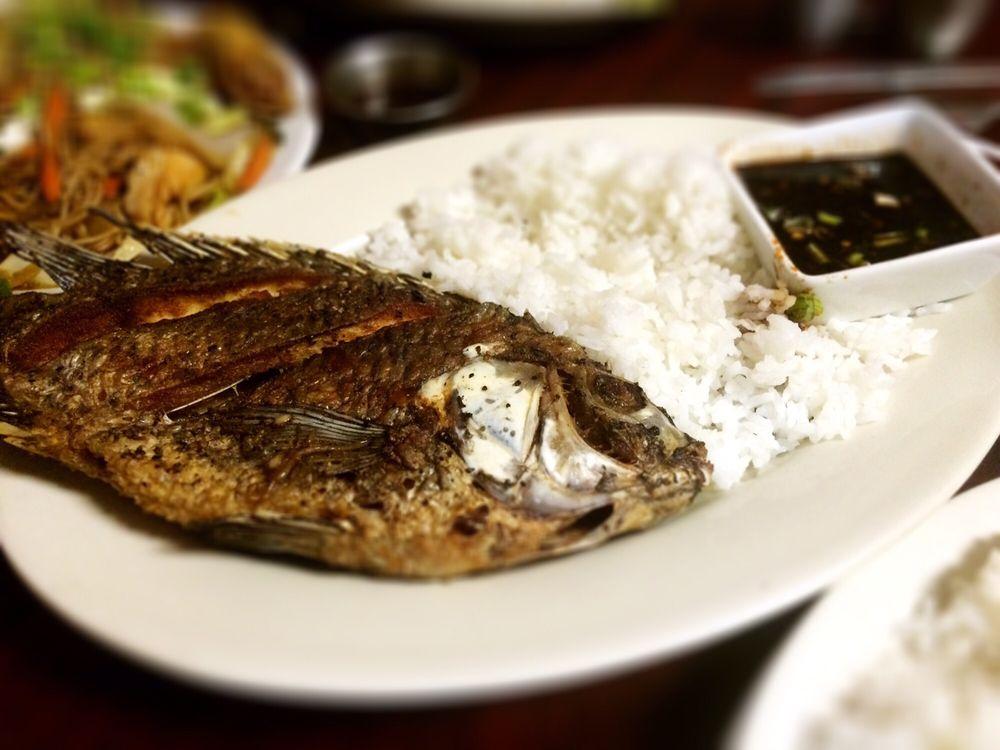 Athena's Filipino & American Cuisine