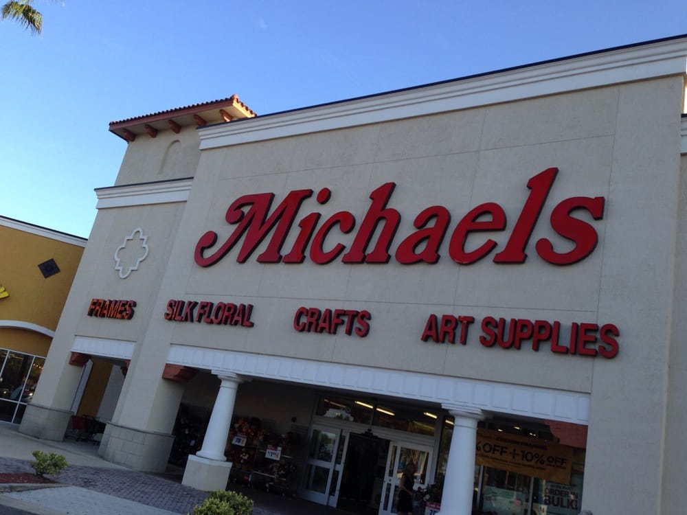 Michaels arts crafts 310 c b l dr saint augustine for Michaels crafts phone number