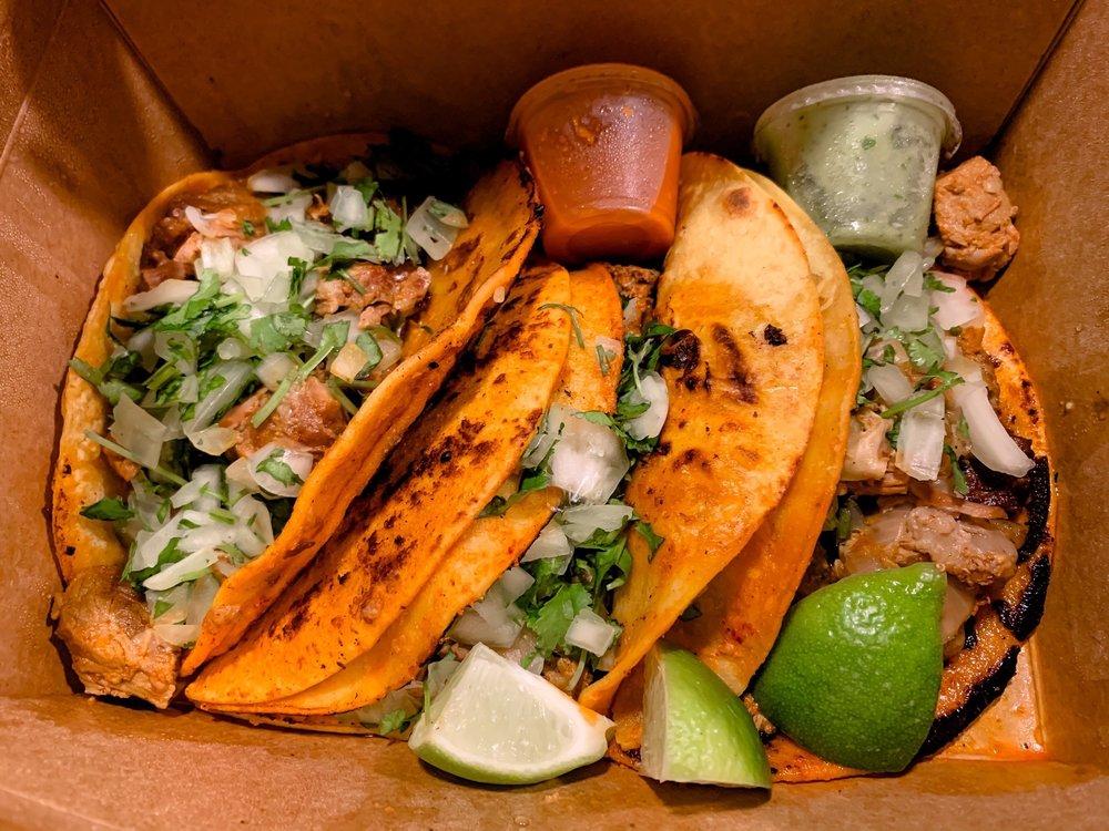 Tacos Mexigo: 307 Ridge Rd, Claymont, DE