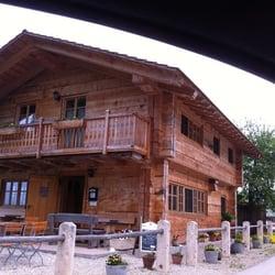 Holzhäuser Bayern café im holzhaus bayerische küche grögling 3 dietfurt an der