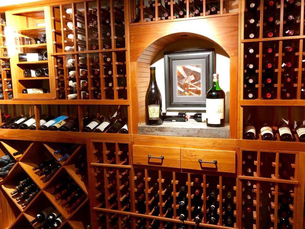 Photo of Vienna Vintner - Vienna VA United States. Custom temperature controlled wine & Custom temperature controlled wine cellar in the basement - Yelp