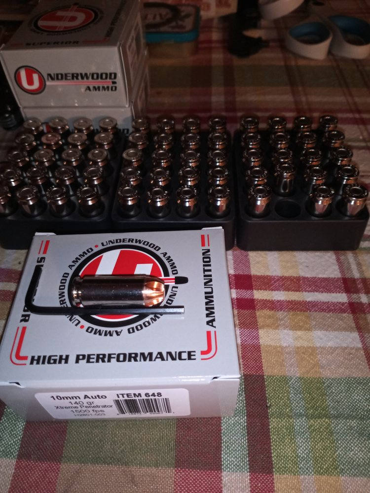 Underwood Ammo: 5730 Bottom Rd, Sparta, IL