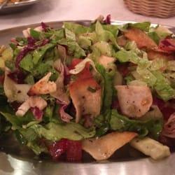 foto di aziz afif milano italia insalata mista con crostini