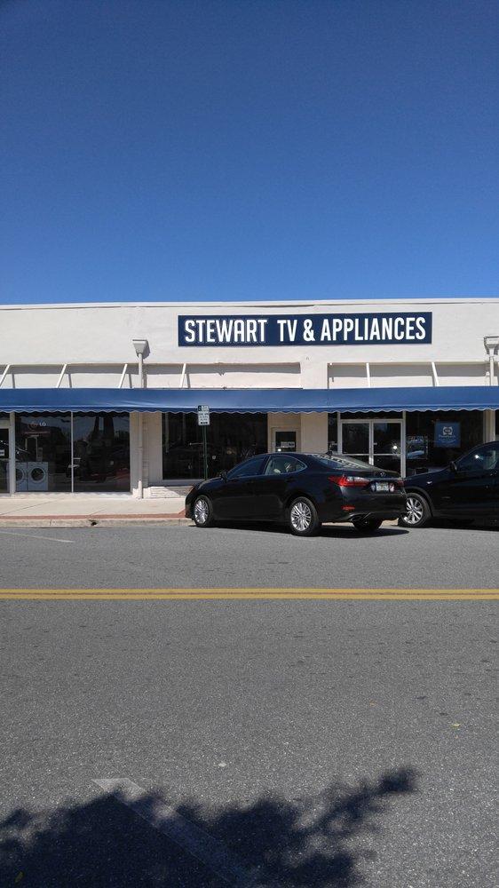 Stewart Tv & Appliance: 24 W Washington St, Quincy, FL