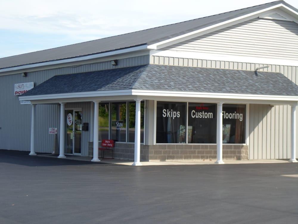 Skips Custom Flooring: 17 Maple St, Dansville, NY