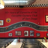 photo of corvette diner san diego ca united states. Cars Review. Best American Auto & Cars Review