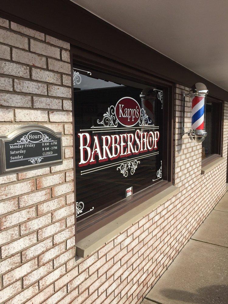Kapp's Barber Shop: 2248 Lake Ave, Ashtabula, OH