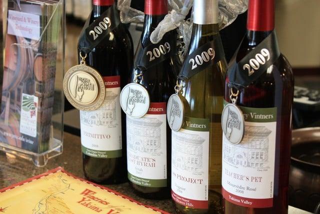Yakima Valley Vintners Teaching Winery: 110 Grandridge Rd, Grandview, WA