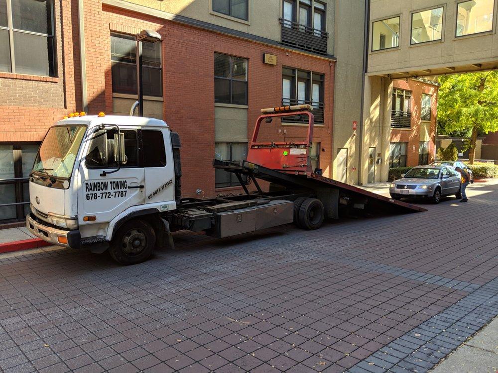 Towing business in Atlanta, GA