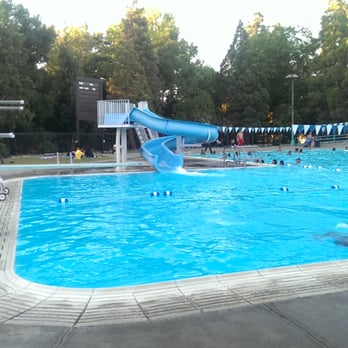 Photo Of Cottage Pool   Sacramento, CA, United States. Diving Board And A