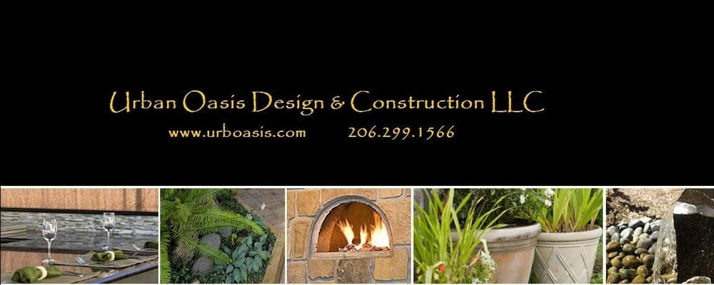 Urban Oasis Design & Construction