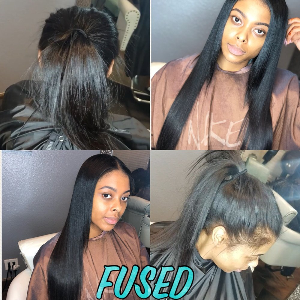 Braidless Sew In Mostly For Natural Or Fine Hair Yelp