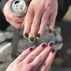 Photo Of Dashing Diva Nails Portland Or United States S Gel Mani