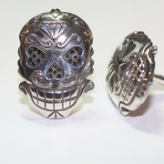 My Gorgeous Photo Of Little King Jewelry New York Ny United States Sugar Skull