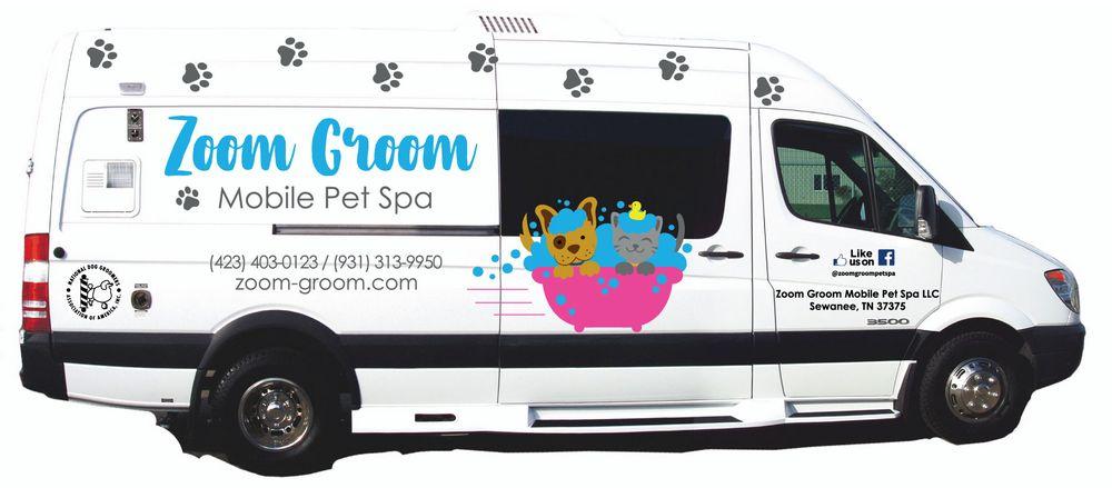 Zoom Groom Mobile Pet Spa: Sewanee, TN